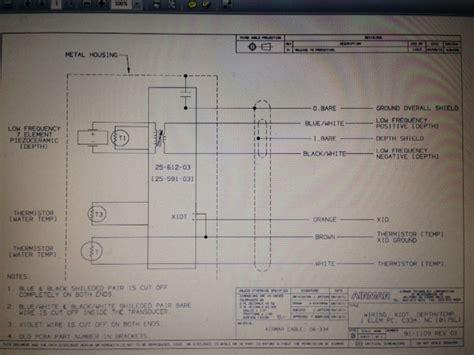 lowrance elite 7 chirp wiring diagram wiring diagram