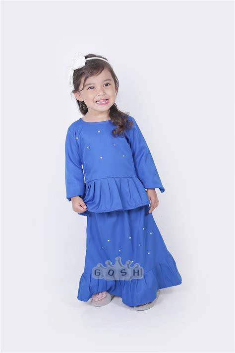 royal blue baju raya 2015 zara royal blue baju kurung girl end 4 29 2017 10 15 pm