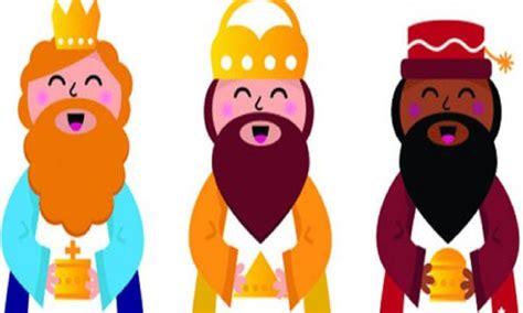 imagenes de los reyes magos infantiles cuentos infantiles los tres reyes magos talking tom