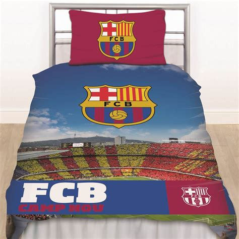 boys bedding sets and accessories barcelona bedding and bedroom accessories boys football new