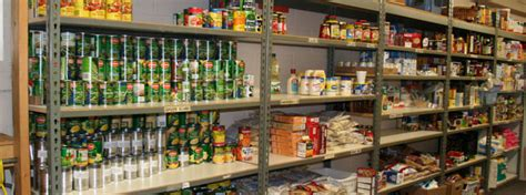 Food Shelf by News From Iocp