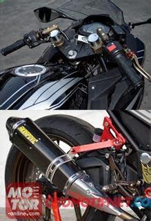 Disk Belakang Ubahan kawasaki 250 fi modifikasi terbaru 2012 kumpulan modifikasi motor info terbaru