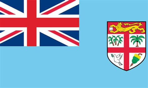 Fl Top New Flag anger as taxpayers fund fiji bid to drop union flag