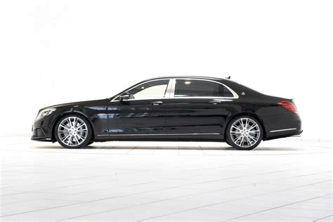 mercedes maybach 2008 mercedes maybach w222 s600 by brabus benztuning