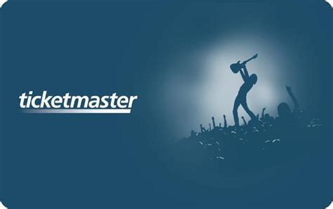 Ticket Master Gift Card - buy a ticketmaster gift card online available at giant eagle