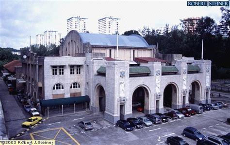 Ktm Tanjong Pagar Tanjong Pagar Railway Station Former Tanjong Pagar