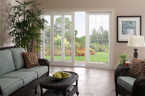 Living Room With Garden Door Alside Expands Promenadet Patio Door Collection With
