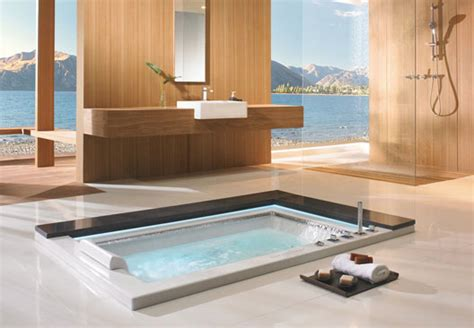 bathtub in floor kasch in floor bathtubs shelby white the blog of