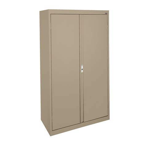 altra furniture reese park storage cabinet with 4 fabric