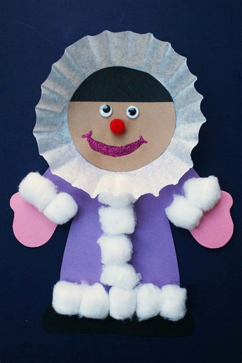 crafts winter easy winter crafts that anyone can make happiness
