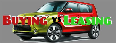 Buy A Kia Buying Vs Leasing A Kia Vehicle
