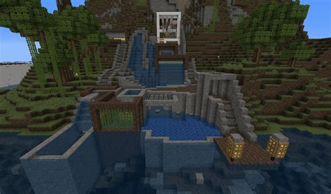 minecraft home design tips hanging extensive modern house minecraft project