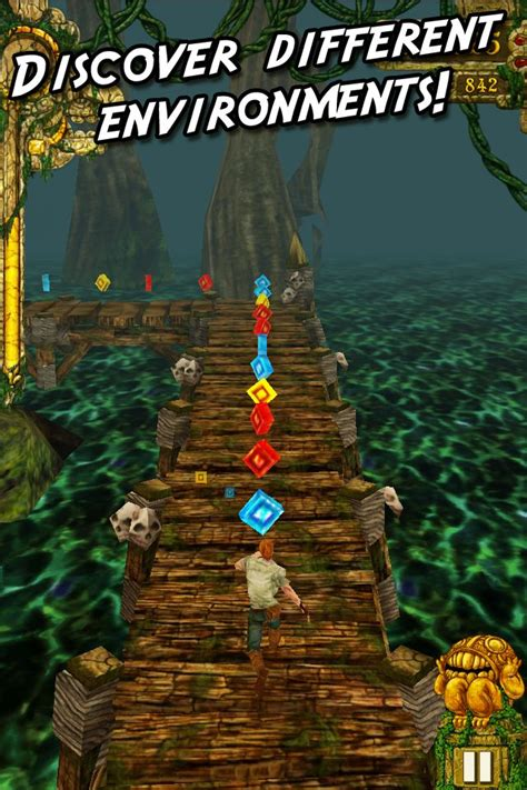 how to get temple run temple run review free apps arcade
