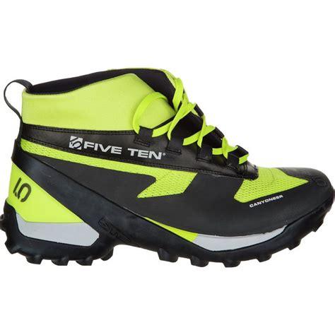 ten canyoneer  shoe mens backcountrycom