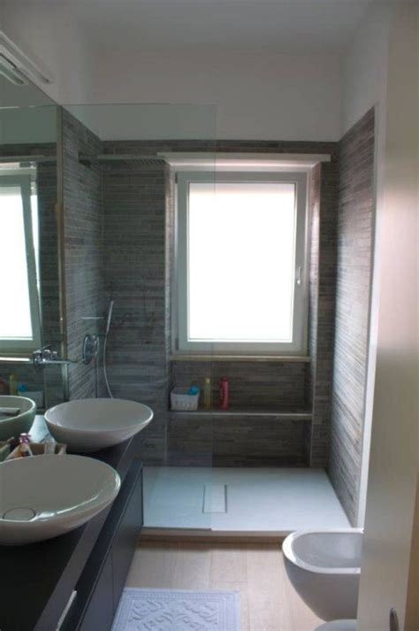 progetti bagno moderno le 25 migliori idee su bagni piccoli su bagno