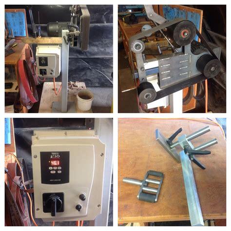 knife makers grinder wts knifemakers belt grinder linisher