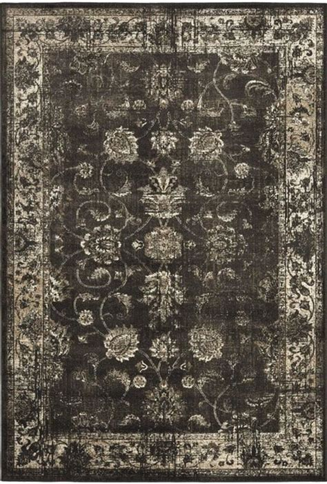 amelia rug amelia area rug brown traditional rugs by home decorators collection