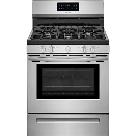 Oven Gas 2 Tingkat whirlpool 30 in 5 0 cu ft slide in gas range in