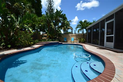house vacation rentals st pete beach pool house vacation rental