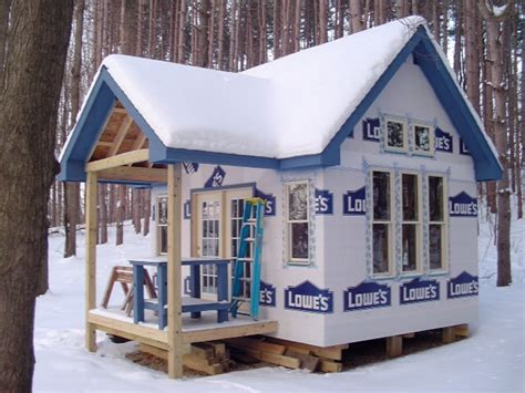 super small homes relaxshacks com andrea funk s super awesome cabin tiny house