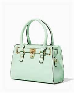 Mini lady lockbox satchel handbags from charming charlie