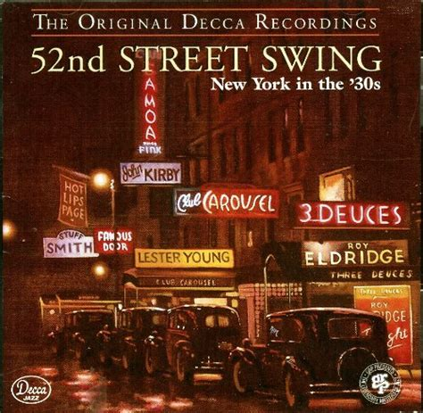 swing street swing street cd covers