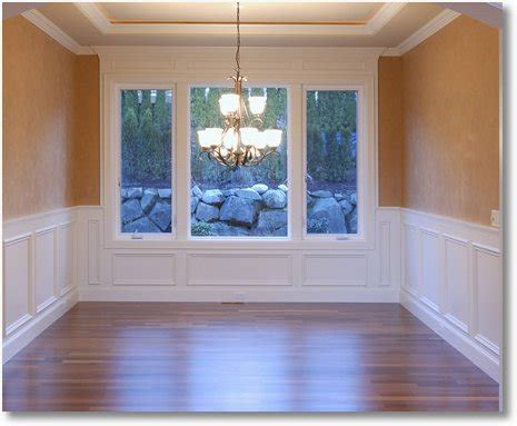 Wainscoting Chair Rail by Chair Rails And Wainscoting