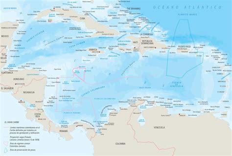 imagenes satelitales mar caribe golfos y bah 237 as de colombia colecci 243 n ecol 243 gica del banco