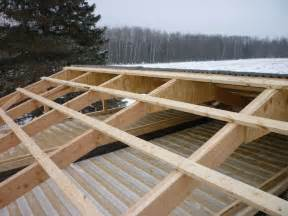 How To Roof Raising The Roof Tin Can Cabin