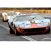 1969 Ickx Sur Ford GT40