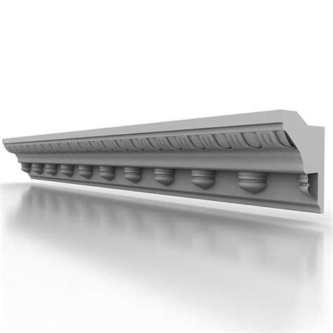 9 Moulding 3d cornice molding 3d model