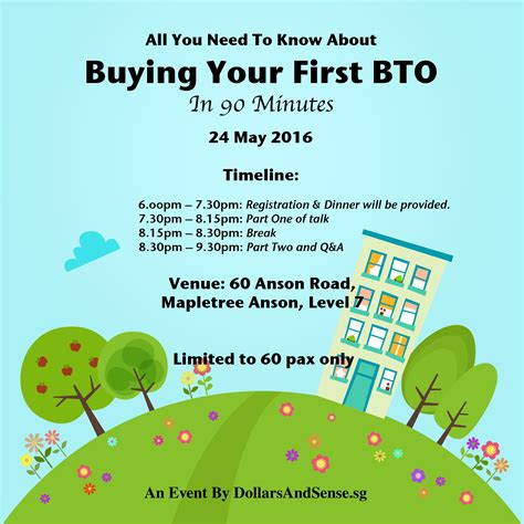 all you need to know about buying a house all you need to know about buying your first bto flat in 90 mins