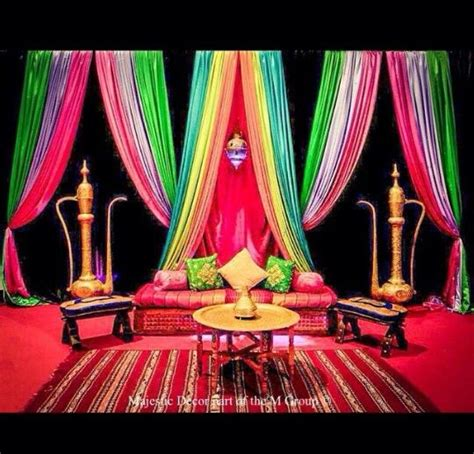 Stage Decoration For Mehndi by 25 Best Ideas About Mehndi Stage On Mehndi