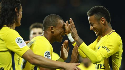kylian mbappe and neymar ligue 1 news other clubs offered more for kylian mbappe