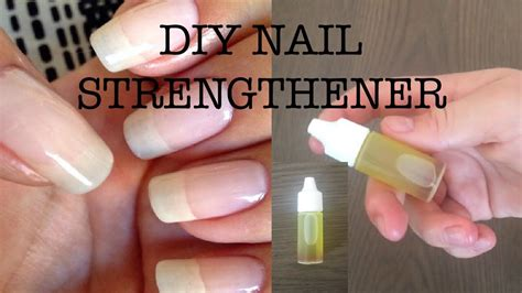 nail strengthener diy nail strengthener