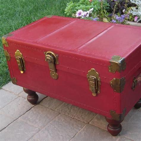 diy antique chalk paint diy antique trunk makeover using sloan chalk