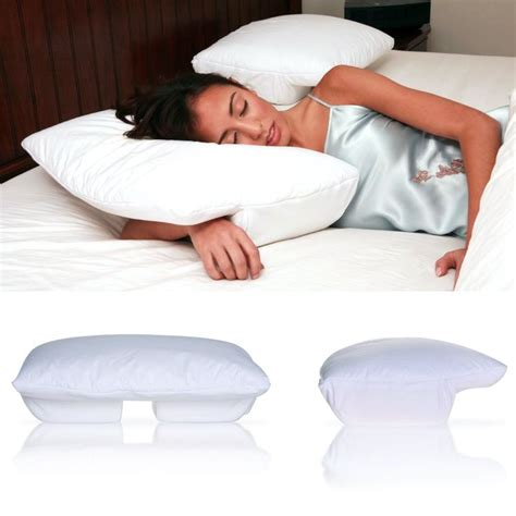 Pillows For Stomach Sleepers by 17 Best Images About Sleeping On Sleep White