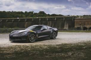 2017 chevrolet corvette grand sport drive