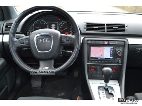 2007 Audi A4 2.7 Tdi aut. Avant S line Xenon Navi MMi Car Photo and Specs