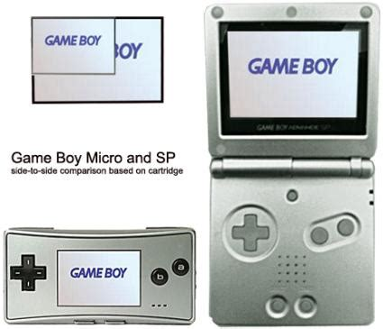 gameboy micro sleep mode retrorgb game boy versions