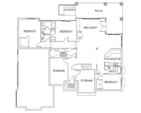 2000 Sq Ft Rambler House Plans 2000 Sq Ft Angled Rambler House Plans Joy Studio Design