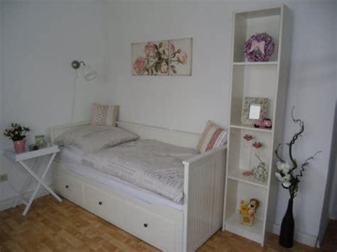 hemnes bett weiß ikea schlafzimmer modern