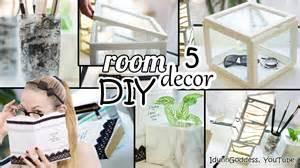 Diy Desk Decor Ideas 5 Diy Room Decor And Desk Organization Ideas Deco Style