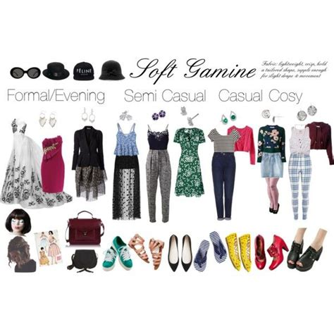 kibbe soft gamine hair quot soft gamine quot by soliferi 1 on polyvore love clothing