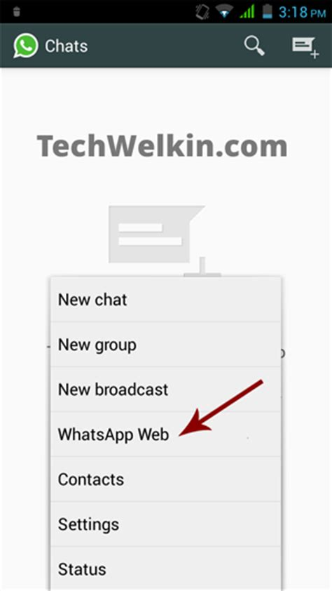 how to use whatsapp web with whatsapp android app whatsapp for pc install whatsapp web on desktop computer