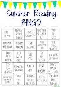 25 best ideas about reading bingo on pinterest reading