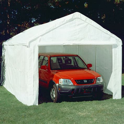 Portable Garage Tent Affordable Portable Garages Sheds Carport Or Canopies For