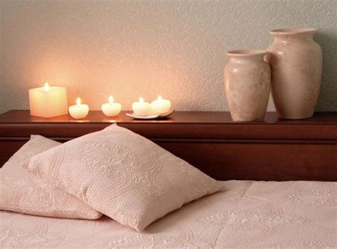 light the bedroom candles inexpensive romantic valentine s day bedroom ideas hometone