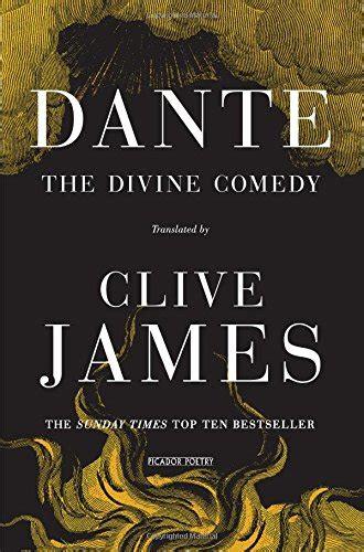 libro the divine comedy libro the divine comedy di clive james dante alighieri