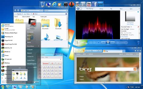 themes vista windows 7 theme for vista by iiburstz on deviantart